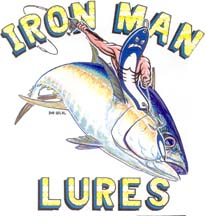 Iron Man Lures