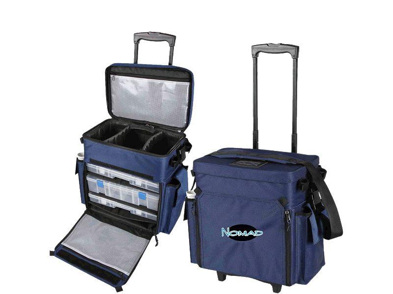 Nomad Large Roller Tackle Bag W 3700 Trays